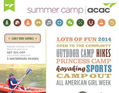Summer Camp Guide 2014