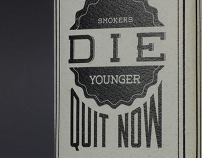 """LOOPHOLE"" Cigarette Package Design"