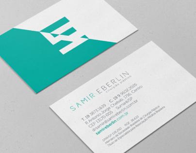 Branding: Dr. Samir Eberlin