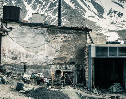 Another achitecture: Tien-Shan Mountains