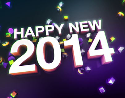 Happy New 2014