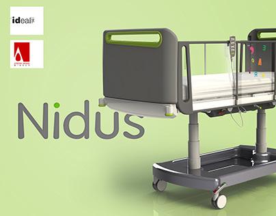 Nidus - Pediatric bed