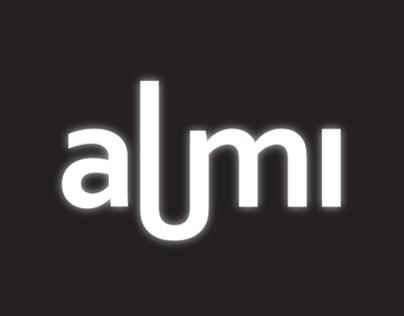 alumi - Lighting Logo