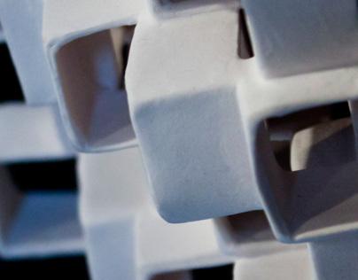 Porcelain grids