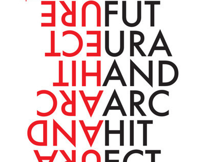 Typography And Architecture Study Set 2.