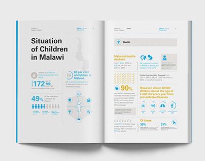 Unicef Annual Report Malawi