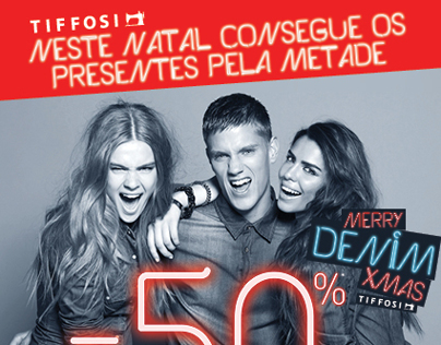 Tiffosi - Merry Denim Xmas 2013