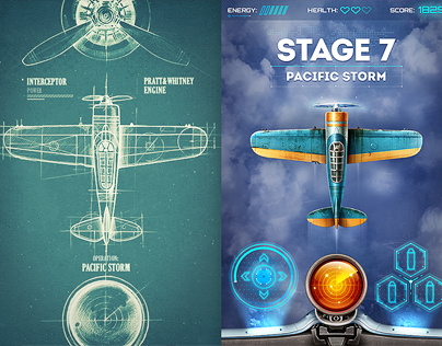 iOS game prototypes & concepts
