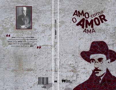 Capa do livro Fernando Pessoa
