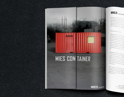 MIES+ENTER TAINER
