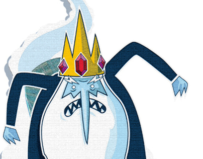 Ice King Boarder