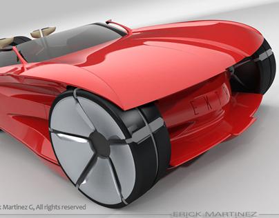 Ektrus Car Concept
