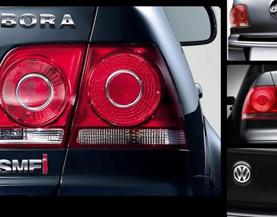 VW Jetta/Bora light & lamp design