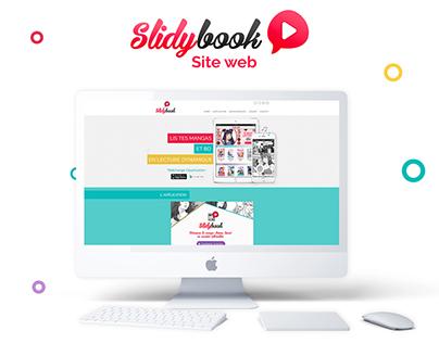 Site web Slidybook