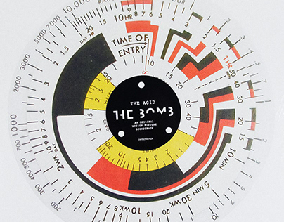 THE ACID — THE BOMB Original Motion Picture Soundtrack