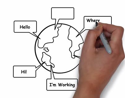 Neospeech Whiteboard Animation