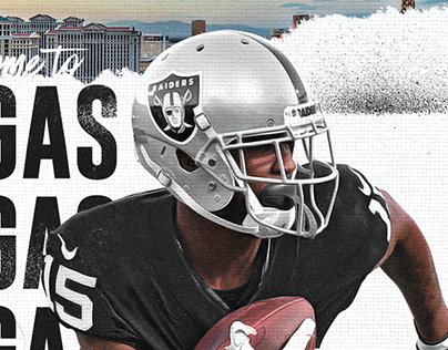 John Brown Las Vegas Raiders Jersey Swap