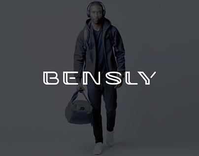 Bensly - Brand Identity Design