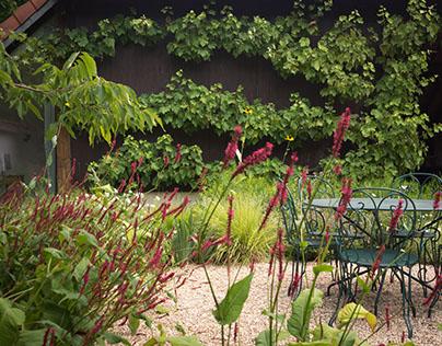 Jardin à foison