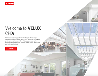 Velux | Online Micro-Learning Platform