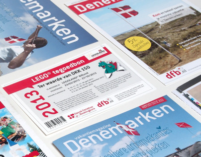 Campaign and magazine to promote Denmark