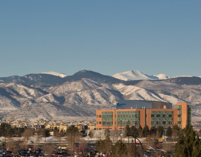 Children's Hospital Colorado South Campus
