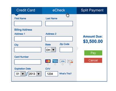 Payments Web