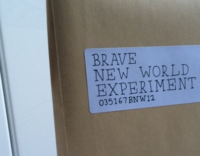 Brave New World - Print Making