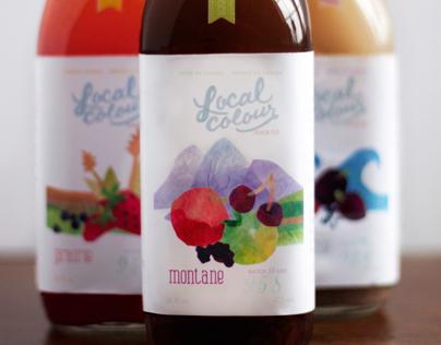 Local Colour Juice