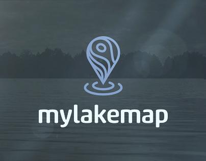 Mylakemap Visual Identity