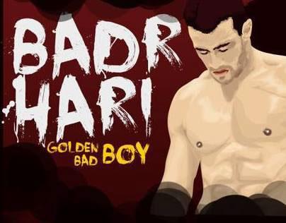 The golden bad boy