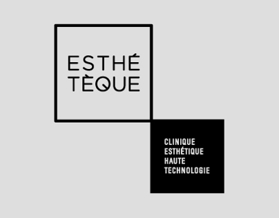 Esthétèque | Branding