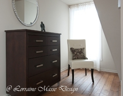 DESIGN de MEUBLES - Lorraine Masse