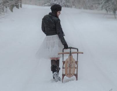 Wintertime Series 2014 iPortrait