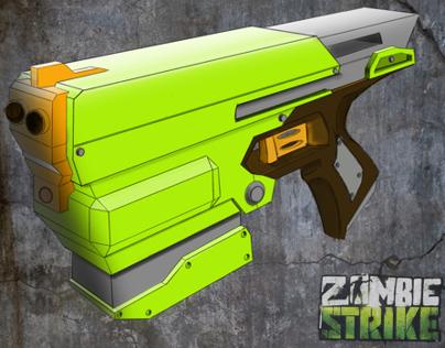 Nerf Dual Shot Pistol