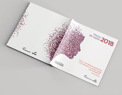 Projeto Gráfico - Plano de Ação - Senac RS - 2018