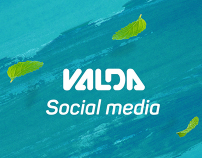 Pastilhas Valda - Social Media