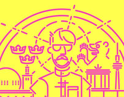 Sebastian's birthday emblem