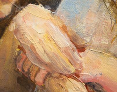 sister paintings