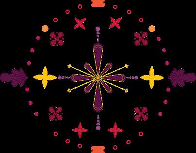 Mandalas em Flor | Sorriso de Marte