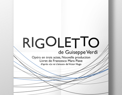 Posters : Opéra National du Rhin
