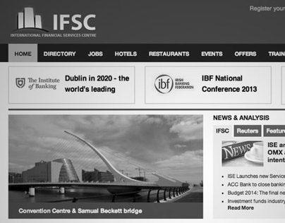IFSC Ireland's International Financial Services Centre
