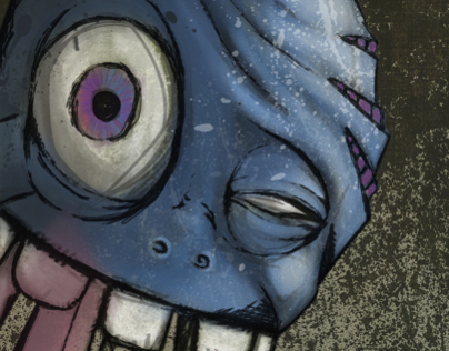 The Jelly Filled Cranium Fish