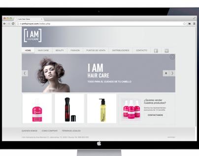 I AM hair care