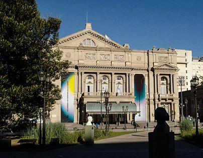 Teatro Colón - Sistema de identidad