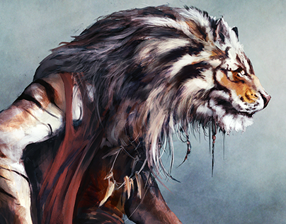 Feline warrior