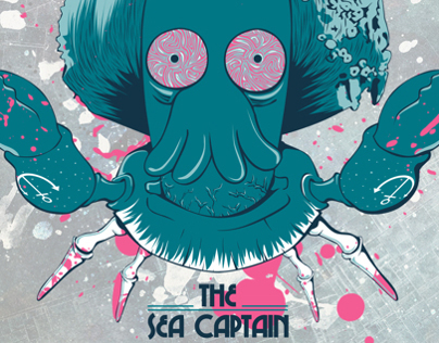 sea captain.