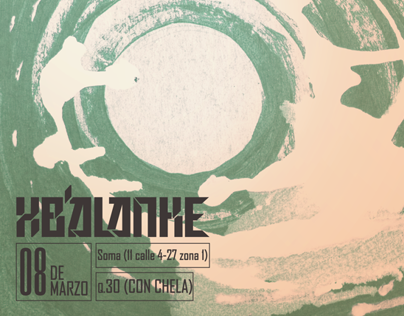 Poster Xb'alanke
