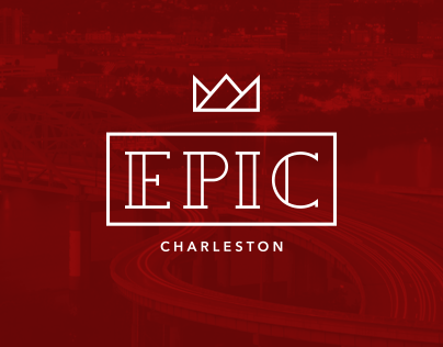 EPIC Charleston - Logo Redesign
