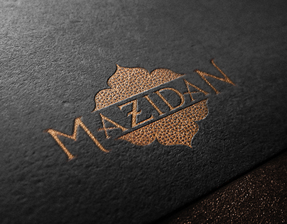 Mazidan Restaurant Brand Identity
